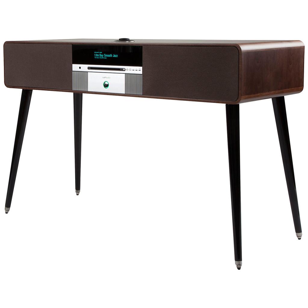 ruark audio r7 radiogram walnut radiospesialisten. Black Bedroom Furniture Sets. Home Design Ideas