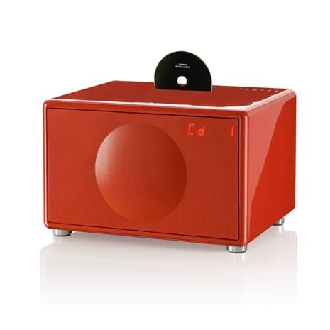 geneva model l wireless red radiospesialisten. Black Bedroom Furniture Sets. Home Design Ideas