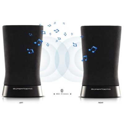 SuperTooth Disco 2 Twin Black speaker