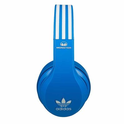 Adidas Originals Monster Over-Ear Headphones Blå