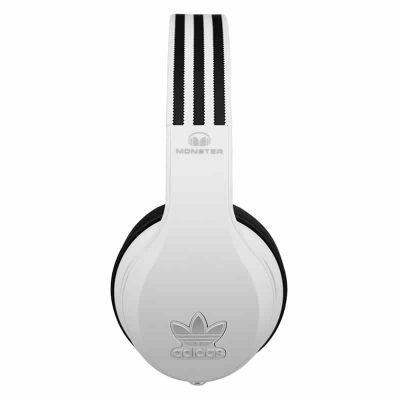 Adidas Originals by Monster Over-Ear Headphones Hvit