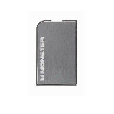 Monster Mobile Powercard Sølv