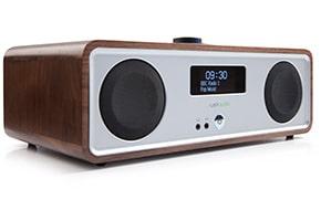 Ruark Audio R2 MK3 design radio valnøt