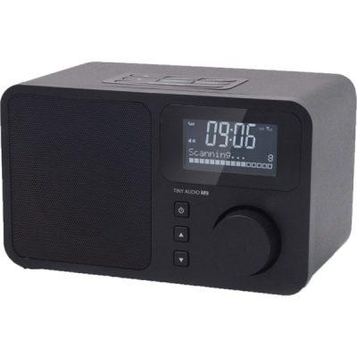 Tiny Audio M9 DAB+ Sort