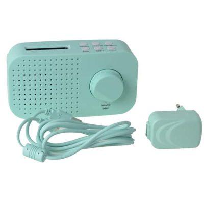 Tiny Audio Ami Mint Green med lader