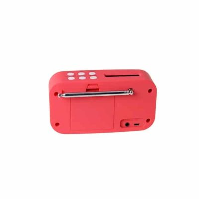 Tiny Audio Ami Red back